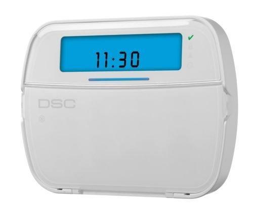 DSC Sistema de alarma HS2ICNRF Power Series Neo ICON Teclado con transceptor inalámbrico