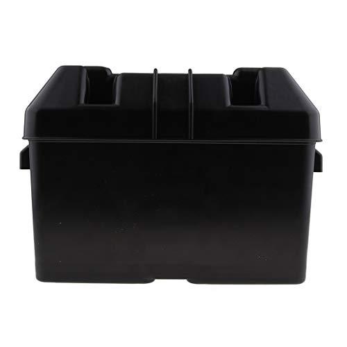 prasku Coche RV Barco Marine Smart Battery Box USB Cargador de Coche Power Guard