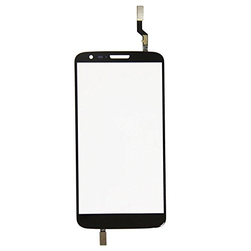 Replacement Parts New Touch Screen Digitizer for LG G2 / VS980 / F320 / D800 / D801 / D803 Repair Broken Cellphone. (Color : Black)