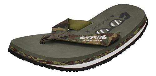 Cool shoe Original, Chanclas Hombre, Verde Oscuro, 43/44 EU