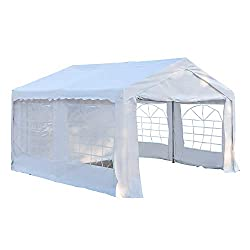 Outsunny Marquee 4x4m 1