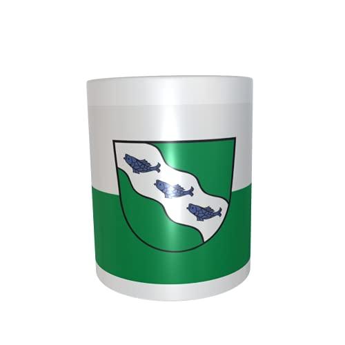 U24 Tasse Kaffeebecher Mug Cup Flagge Ansbach