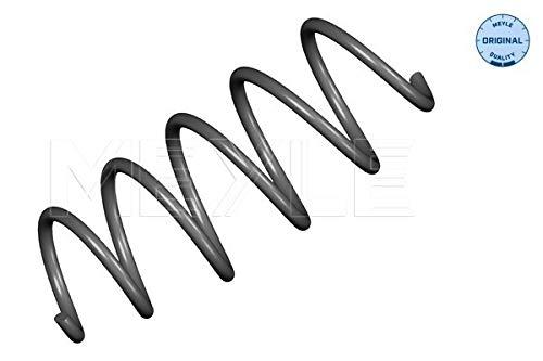 2x FAHRWERKSFEDER MEYLE-ORIGINAL QUALITY SCHRAUBENFEDER VORNE (614 639 Meyle Set614 639 0031 Feder Federung/Dämpfung