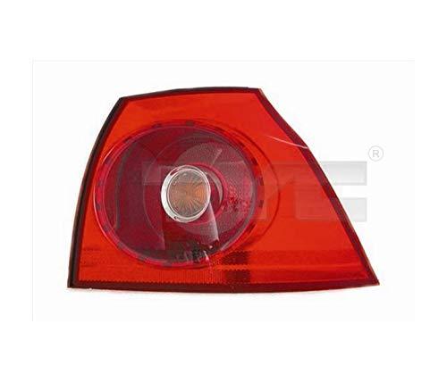 V-maxzone Vt1184p droite Queue de feu arrière Rouge