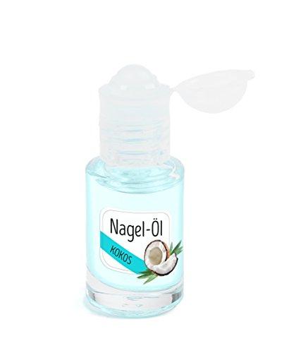 KM-Nails Kokos Nagelöl im iRoll System 6ml Paraffin frei