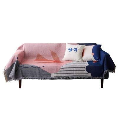 RAQ Deken Sofa Decor Tapijt Stoel Reisdeken Gebreide Sofa Handdoek Bedsprei Sofa Mat 160x220cm