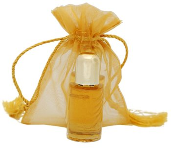 Tunisian Amber (1/3 oz Single Attar w/Sheer Pouch) (Best Smelling Deodorant For Female In India)