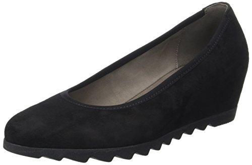 Gabor Shoes Damen Basic Pumps, Schwarz (17 Schwarz), 40 EU