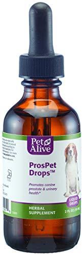 PetAlive PPRP001 ProsPet Drops for Pet Prostate Health, (60ml)