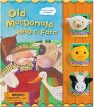 Old MacDonald Had a Farm [With Finger Puppets]
