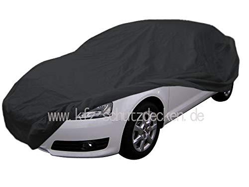 Vollgarage Anti-Frost für Audi A3 Cabrio, wetterfeste Autoabdeckung für optimalen Frostschutz, Winterabdeckung mit Perfekter Passform, wasserfest & super leicht