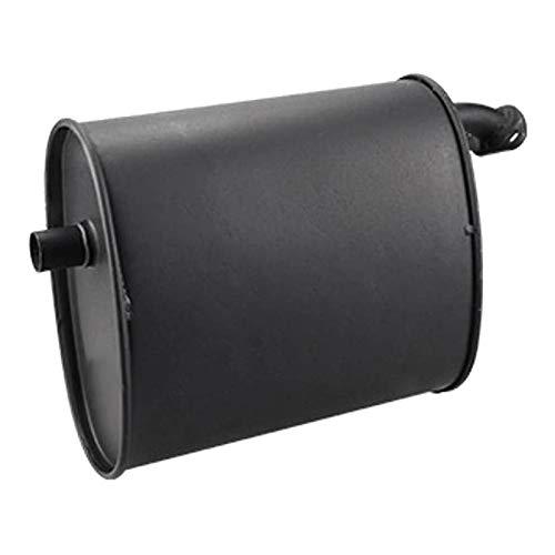GYYY Benzin-Generator Universal Black Eisen 2-3KW Auspuff for 5.5HP 6.5HP 3500W 4000W Zubehör