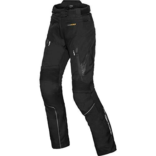 FLM Motorradhose Sports Damen Textilhose 2.1 schwarz 36, Sportler, Ganzjährig