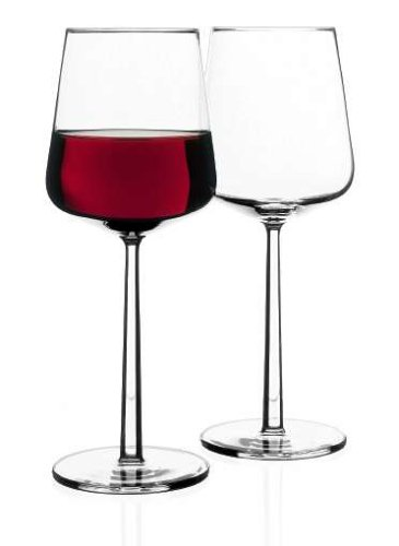 Glasserie Essence, Rotwein-Glas, 2er-Set