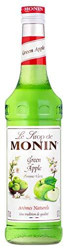 Monin GRÜNER APFEL-Sirup, 1er Pack (1 x 700 ml)
