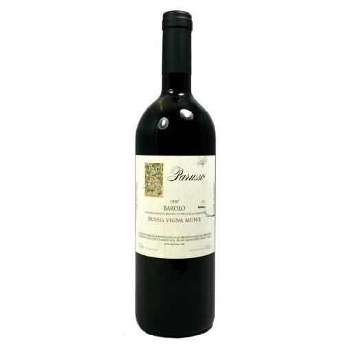 PARUSSO - Barolo DOCG Bussia Vigna Munie - 1997 - Italia - 750ml - Vino Rosso