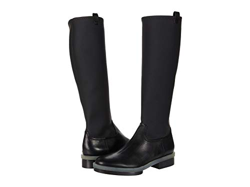 Clergerie Ronky Black Calf 35.5 (US Women's 5) M