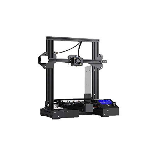 ZHYF Imprimante 3D Maison Métal Haute Précision Imprimante 3D Industrielle pour La Conception Architecturale Maison Créative Film Accessoires Production