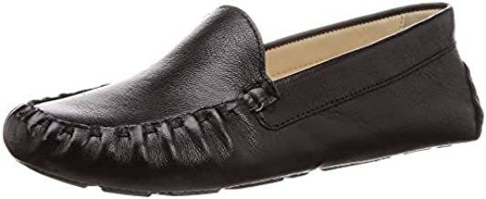 Cole Haan womens Footwear:driver Driving Style Loafer, Black Leather, 7 US