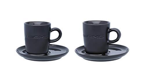 Mercedes-Benz Collection 2020 AMG Espressotassen, 2er-Set, schwarz matt, Kahla