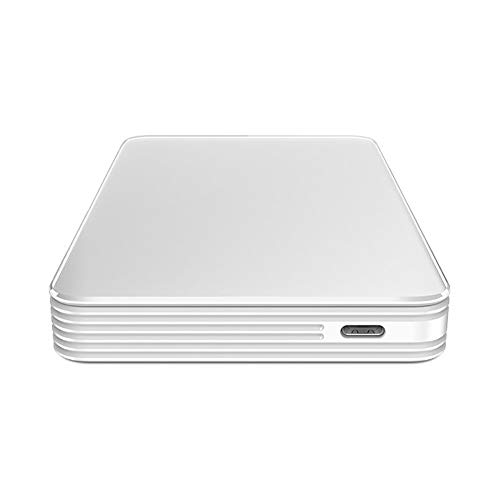 SUSU externe harde schijf 1 TB 2,5-inch hoge-snelheid opslag USB2.0/3.0 Type-C Multi-System compatibele metalen materiaal Ultra-Thin