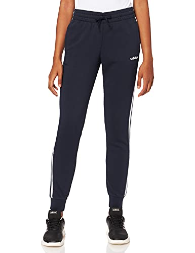 adidas W E 3s Pant Pantalones Deportivos, Mujer, Azul (Legend Ink/White), M