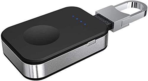 Cargador para iWatch Apple Watch Charger Wireless Energy Bank Banco Magnético Power Bank 950MH Cargador de batería Portátil Batería de Viaje compacta para 38 mm 40 42mm 44mm Series 1/2/3/4 Nike G
