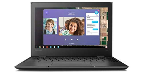 Notebook Lenovo Chromebook Intel 2.6GHz 4GB RAM 32GB SSD Chrome OS Tela 11.6 - Preto