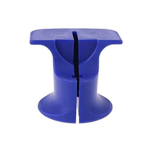VIccoo Stempelhalter, DIY Metallbearbeitungswerkzeug Tragbarer Mini-Stempelhalter Zubehör