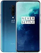 Y-Link for OnePlus 7T Pro Smartphone 8G+256GB Global ROM Snapdragon 855 Plus 6.67'' Fluid AMOLED 90Hz Screen 48MP Camera UFS 3.0 WiFi GPS (Blue)