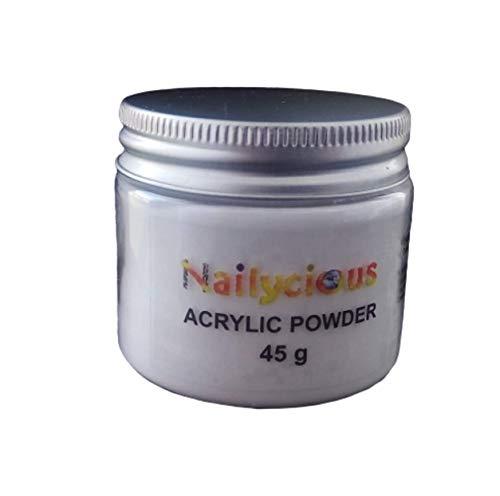 Polvere Acrilico Trasparente Per Uso Professionale 45g
