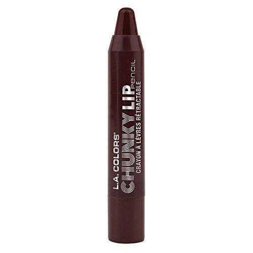 LA COLORS Chunky Lip Pencil - Spice