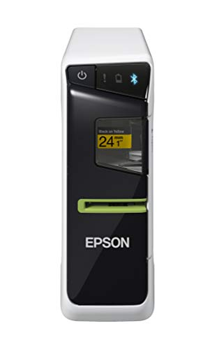 Epson LabelWorks LW-600P - Etikettendrucker (Wärmeübertragung, 180 x 180 DPI, 15 mm/sek, 2,4 cm, 1,8 cm, Fettdruck, Italic, Normal, Shadow)