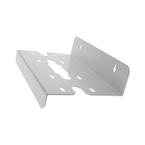 Tier1 2WB-SS Double Filter Housing Mounting Bracket - Clear/Blue