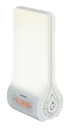 Telefunken Aufweckleuchte Wakeup Sunrise Lichtwecker Light T90202