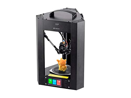Monoprice Mini Delta 3D Printer With Heated (110 x 110 x 120 mm) Build Plate, Auto Calibration,...