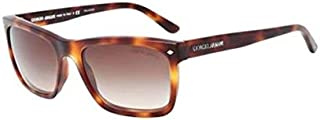 Giorgio ArmaniSunglasse for Women, Brown Lens, 8028