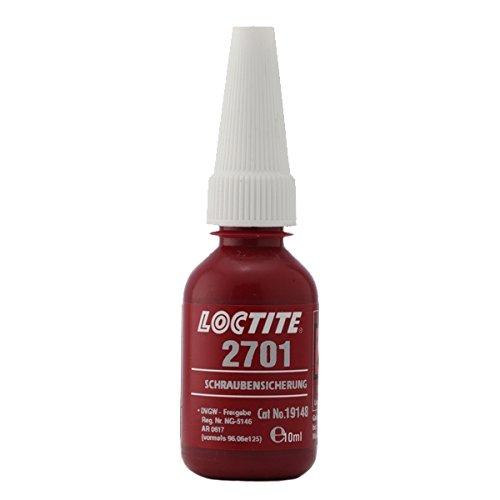 Loctite 195827Tube Befüllen freinfilet 2701, 10ml