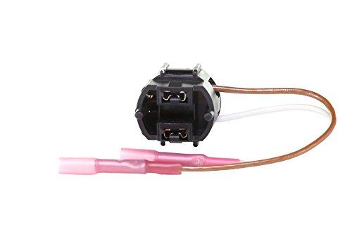 HELLA 8KB 863 949-011 Stecker, 100/120 mm Kabellänge, bis 1 mm²