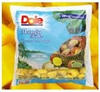 Dole Individual Quick Frozen Chunk Mango, 20 Pound -- 1 each.
