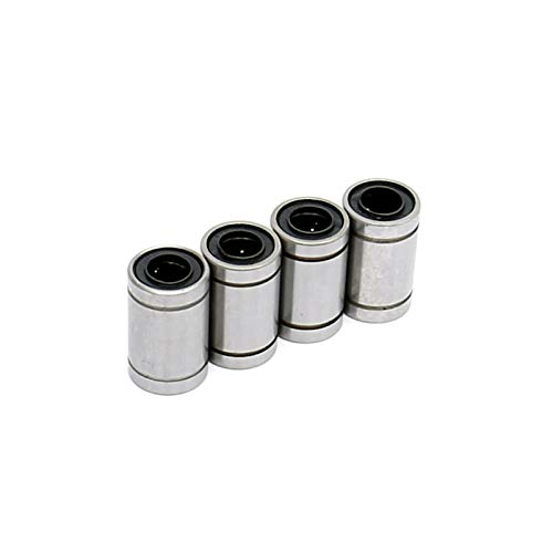 FKG LM8UU Linear Bearing 8x15x24mm,Set of 4