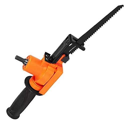 Alternativi elettrico Sega Elettrica Motosega alternativi Trapano per Legno Metallo affettare strumento Arancione