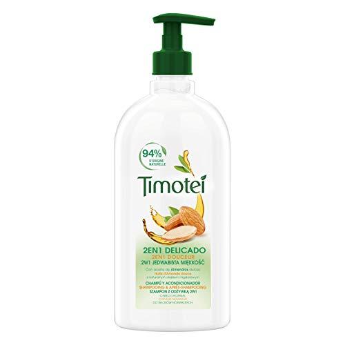 Timotei champú y acondicionador delicado para todo tipo de cabello con aceite...