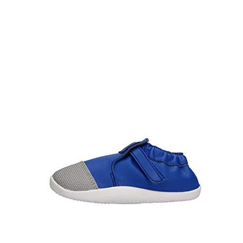 Zapatillas Deportivas de bebés Bobux de Piel en Azul (18 EU)