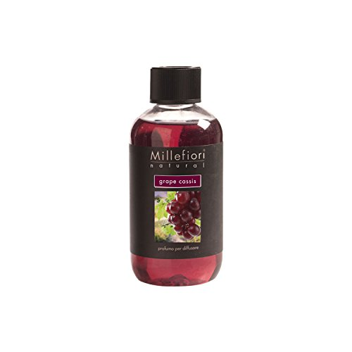 Millefiori Natural Ricarica per diffusore di fragranza per ambienti 250ml fragranza Grape...