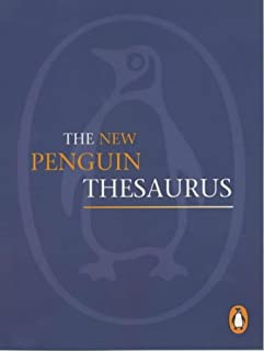 The New Penguin Thesaurus in A-Z Form