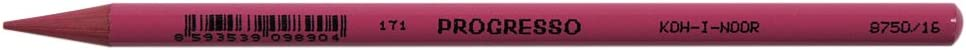 Luxury Limited price sale goods Koh I noor Woodless Coloured Red Bordeaux Pencil -