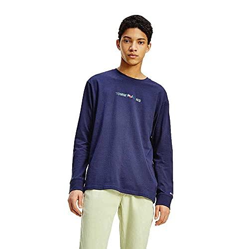 Camiseta manga larga Tommy Hilfiger DM0DM10241 C87