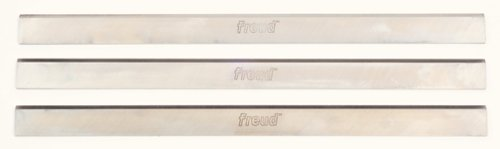 Freud 15' x 1' x 1/8' High Speed Steel Industrial Planer and Jointer Knives (C045)