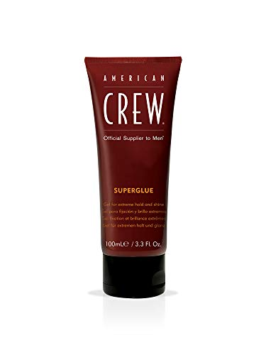 AMERICAN CREW SUPERGLUE Gel ,1er Pack (1 x 100 ml)
